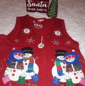 Sweaters - UGLY Christmas Cardigan